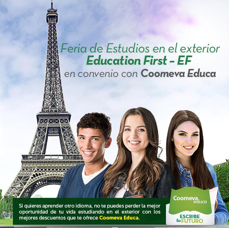 Feria de estudios en el exterior education first ef en for Educar en el exterior